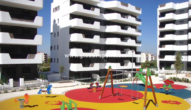 Apartment - New Build - Gran Alacant - Arenales del Sol