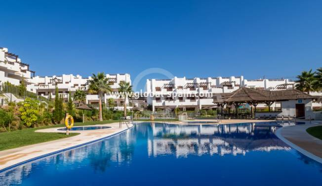 Apartment - Resale - San Juan de los Terreros - Pulpí
