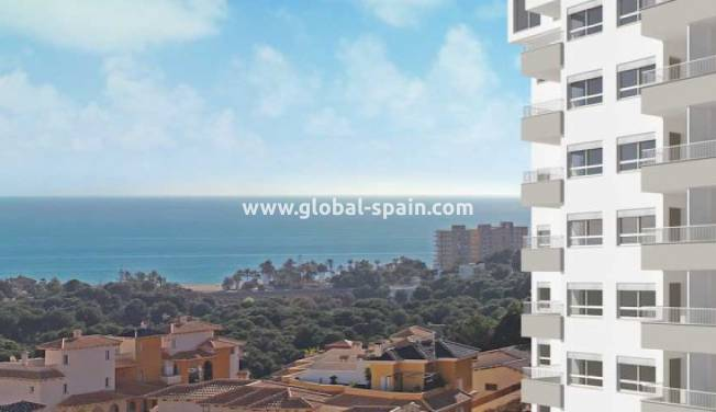 Apartment - Short Term Rental - Alicante - Campoamor