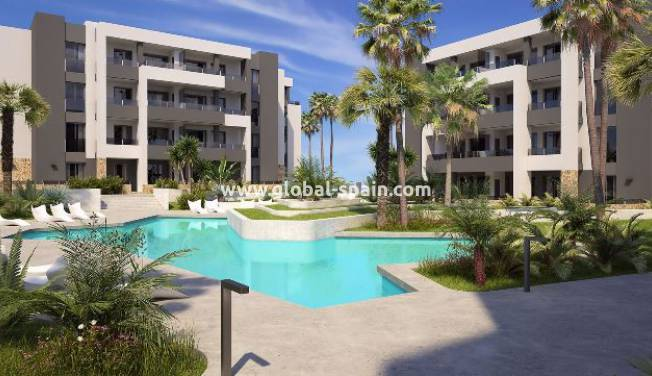 Appartement - Nouvelle construction - Orihuela Costa - Los Altos