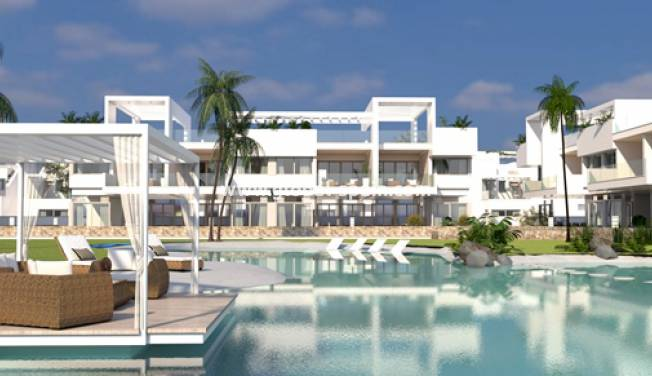 Appartement - Nouvelle construction - Torrevieja - Los Balcones