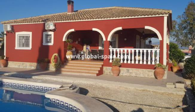 Finca - Resale - Catral - Catral