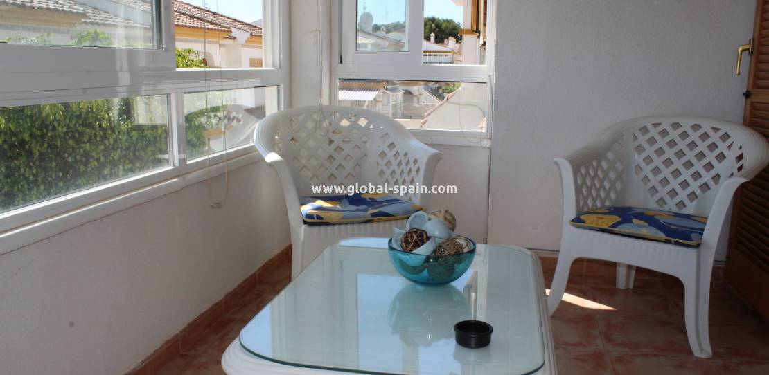 Resale - Apartment - Pilar de la Horadada - Mil Palmeras