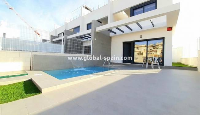 Semi Detached - New Build - Villamartin - Villamartín