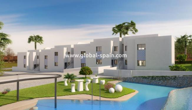 Townhouse / Duplex - New Build - San Miguel de Salinas - La Cañada