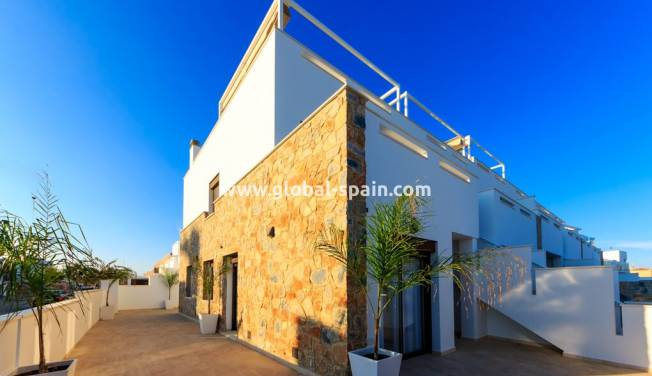 Townhouse / Duplex - New Build - Torre de Horadada - Torre de la Horadada