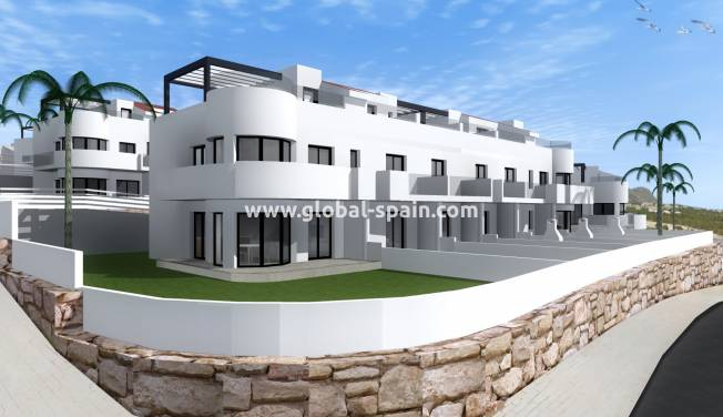 Townhouse - New Build - Benidorm - Benidorm