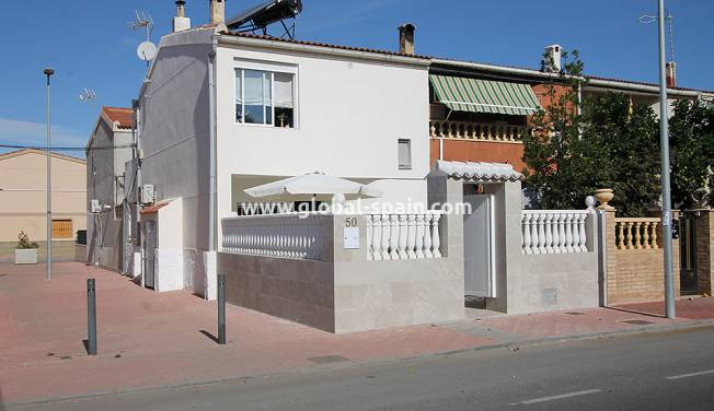 Townhouse - Resale - Torrevieja - Los Naufragos