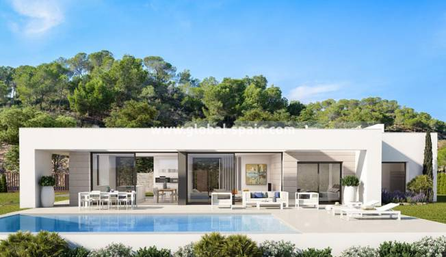 Villa - New Build - San Miguel de Salinas - Las Colinas Golf Country Club