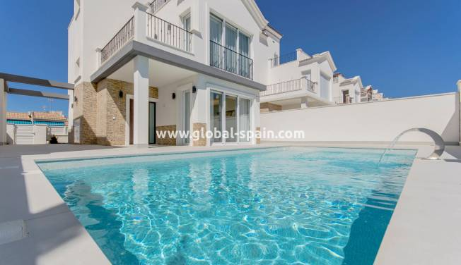 Villa - New Build - Torrevieja - La Siesta