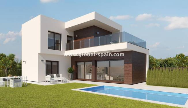 Villa - Nouvelle construction - San Javier - Golf