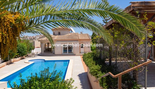 Villa - Resale - Ciudad Quesada - La Marquesa Golf