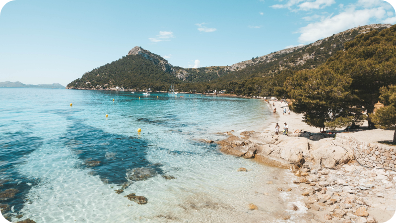 our properties in mallorca